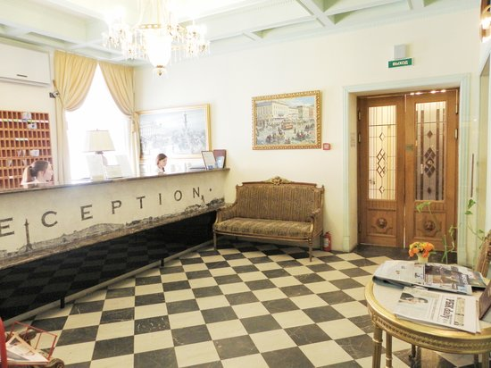  : Nevsky Grand_Reception area