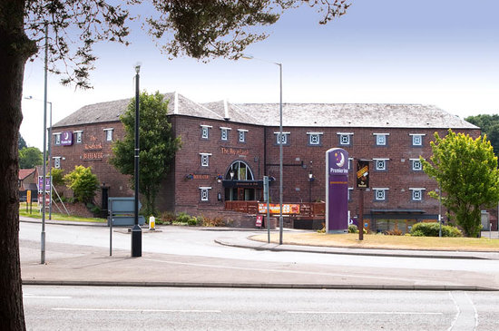 Premier Inn Falkirk Central Hotel