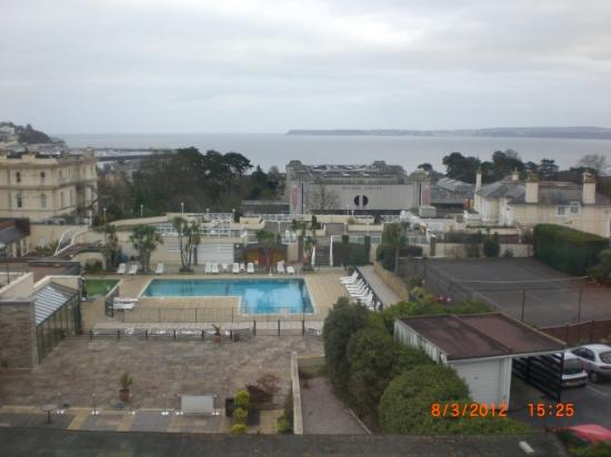 TLH Carlton Hotel: view from my window