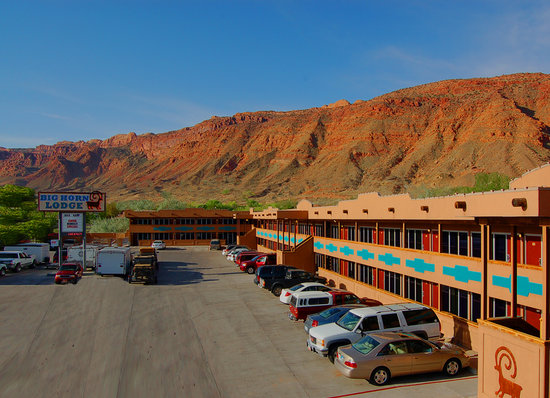 Photo of Big Horn Lodge Moab