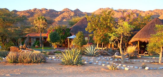 Solitaire Guest Farm Desert Ranch