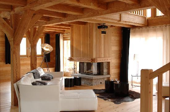 la suite parentale photo de chalet prestige serre chevalier tripadvisor. Black Bedroom Furniture Sets. Home Design Ideas