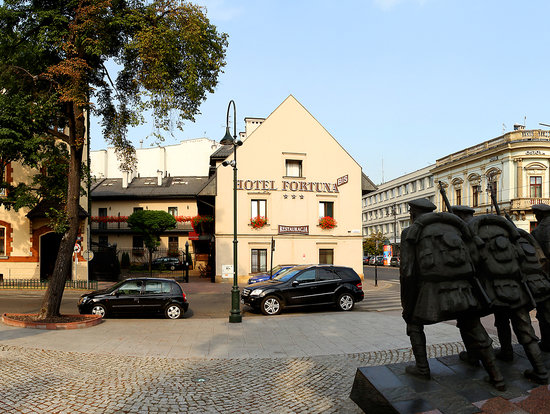 Photo of Hotel Fortuna Bis Krakow