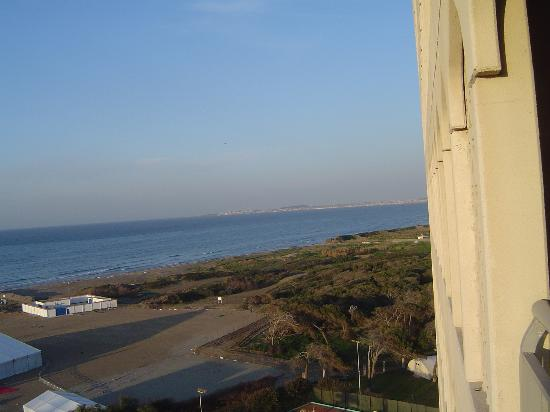 Hilton Alger: A ocena view from my room