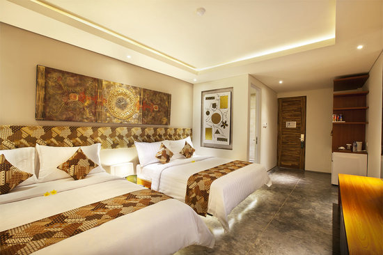 Jocs Boutique Hotel & Spa: Deluxe Twin Room