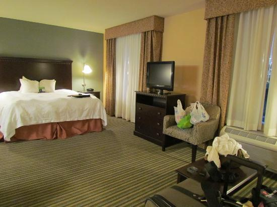 Hampton Inn & Suites Ft. Lauderdale/West-Sawgrass/Tamarac: quarto
