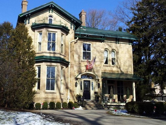 Stewart House Inn, Stratford, Ontario