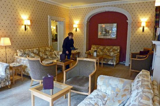 Rothay Manor Hotel: The hotel lounge