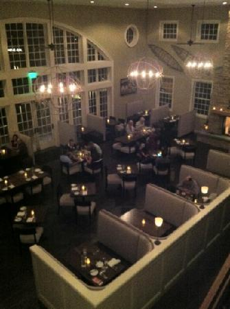 Diamond Mills Hotel: tavern