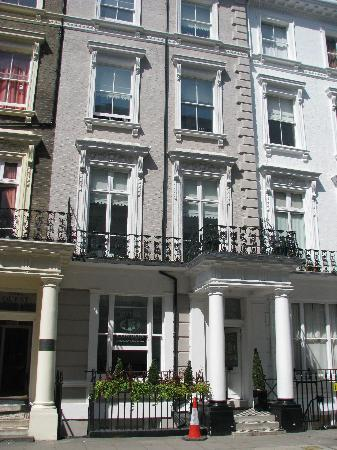 Hotel 43 streetside picture of hotel 43 london for 43 queensborough terrace london w2 3sy