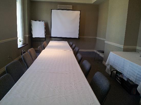 Quality Hotel Champlain Waterfront: Meeting Room