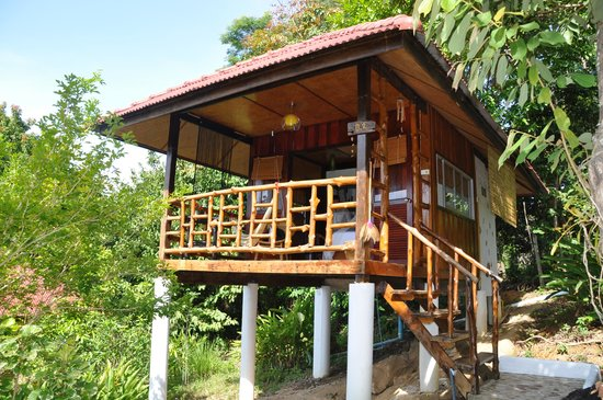 Koh Jum Oon Lee Bungalows Resort: Zimmer Seaview