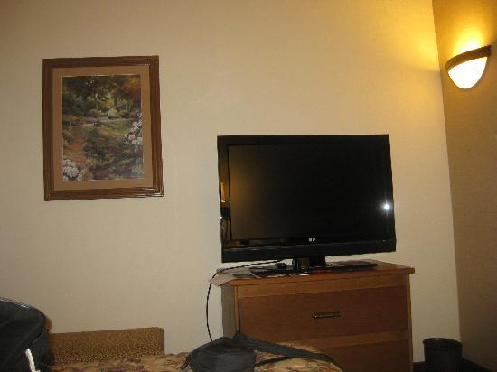 Drury Inn & Suites San Antonio Northeast: tv