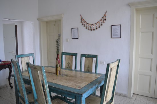 Al-Mutran Guest House: One of the living rooms