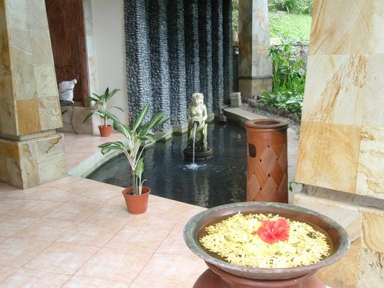 Puri Dajuma Cottages: Puri Dajuma Spa