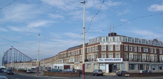 Photo of The Headlands Blackpool