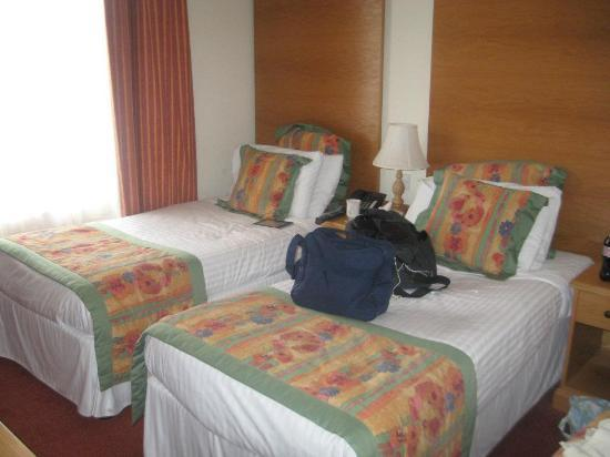 Horizon Hotel: Rooms