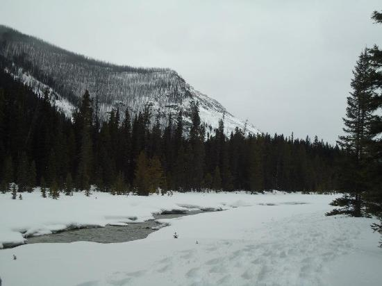 Banff, Canada: Snow Shoeing
