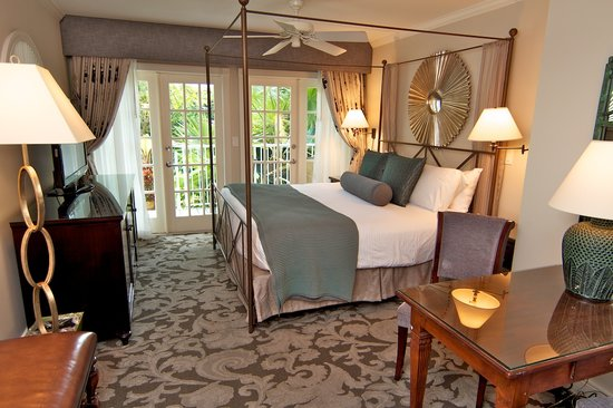 La Mer Hotel and Dewey House: Room at the Dewey House