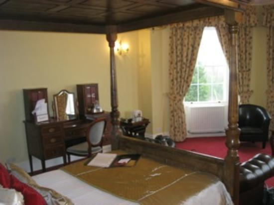 Pengethley Manor Hotel: 1