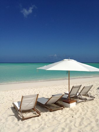 Parrot Cay: This is really what it looks like!