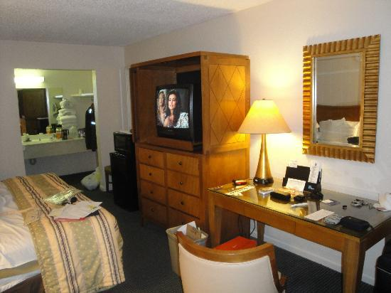 Super 8 Kissimmee Suites: habitacion doble