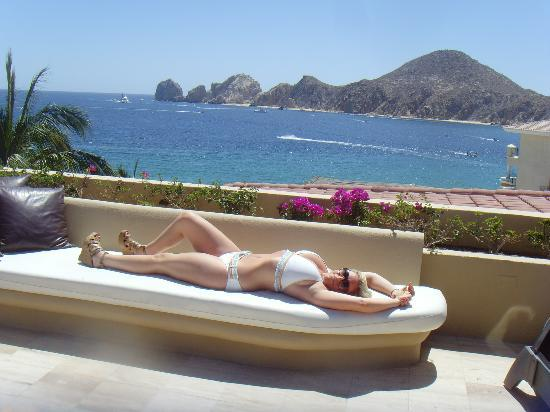 ME Cabo : beautiful view of the mountains ;)