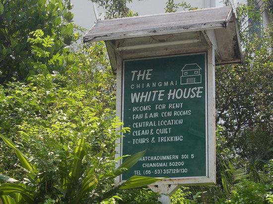 ‪The Chiang Mai White House‬