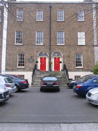 Waterloo House Exterior