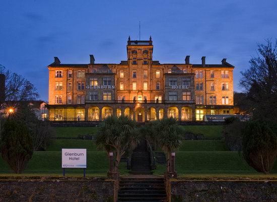 Rothesay, UK: Bay Glenburn Hotel
