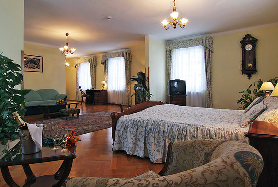 Constans Hotel : junior suite