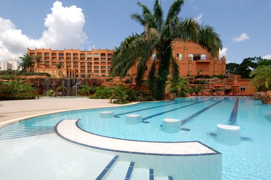 Kampala Serena Hotel