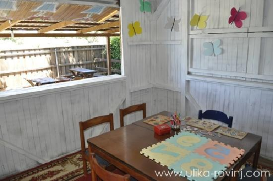 Camp Ulika Rovinj: Children house at the campsite Ulika Rovinj