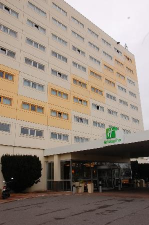Hotel Front Picture Of Best Western Plus Paris Orly