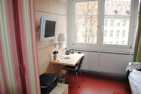Steinenschanze Stadthotel: Single room