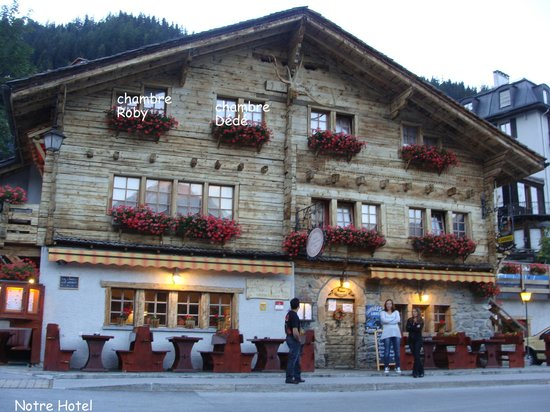 Photo of Hotel Becs De Bosson Grimentz