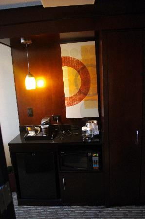 Doubletree Hotel Chattanooga: Bar Area