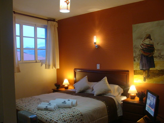 Andean South Inn: Double room