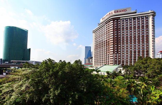 Centara Grand at Central Plaza Ladprao Bangkok: Centara Grand Ladprao Bangkok