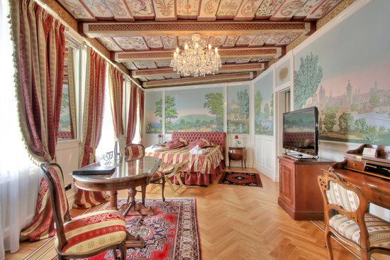 Alchymist Prague Castle Suites
