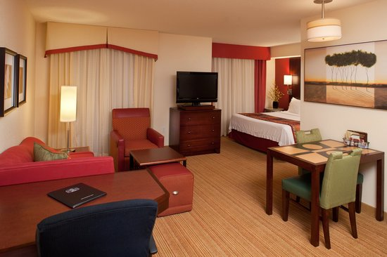 Residence Inn by Marriott Waldorf: Studio Suite