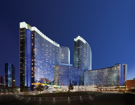ARIA Resort & Casino, home of the ARIA Sky Suites