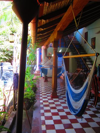 Hotel Casa Capricho: Sometimes I just wanted to stay and relax instead of sightseeing!