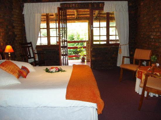 Storms River Guest Lodge: The rooms