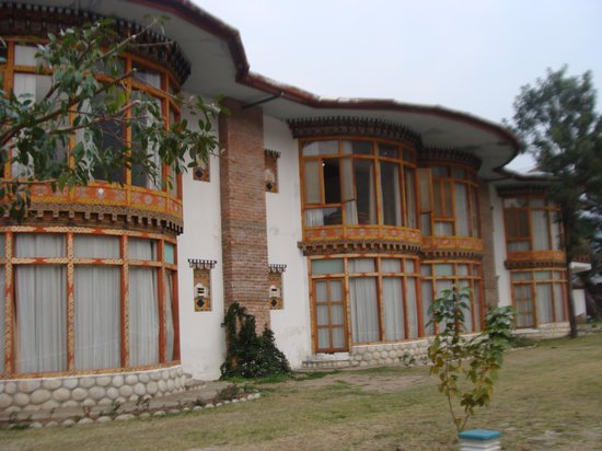 Damchen Resort