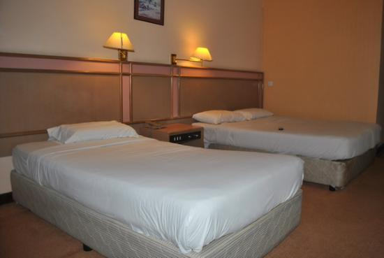 Grand Continental Melaka: The Rather Comfortable Beds
