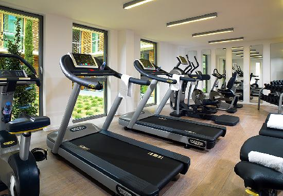 Courtyard by Marriott Montpellier: Fitness Gym
