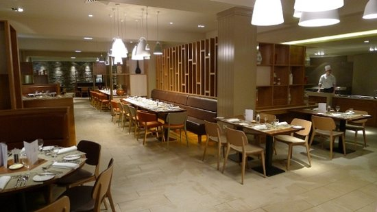 Hilton Coylumbridge - Aviemore: The Inverdruie Restaurant