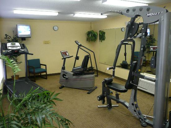 Quality Inn Johnson City: 24 Hour Fitness Center