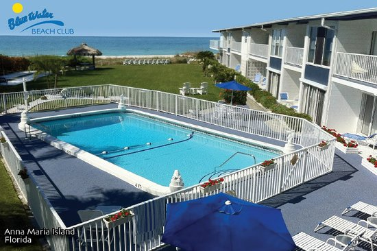 Photo of Blue Water Beach Club Holmes Beach